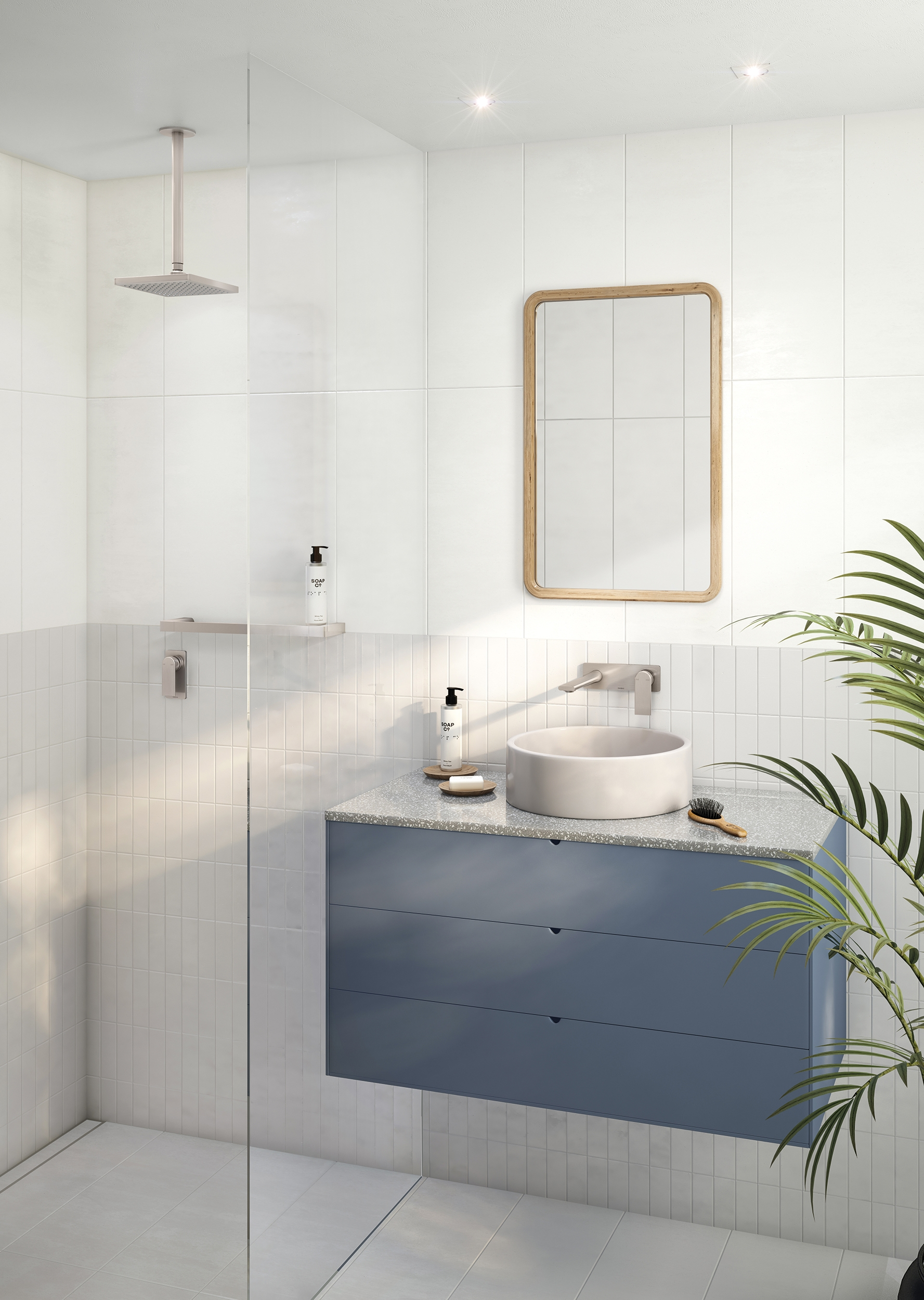 Vanities and Basins for small bathrooms and compact spaces