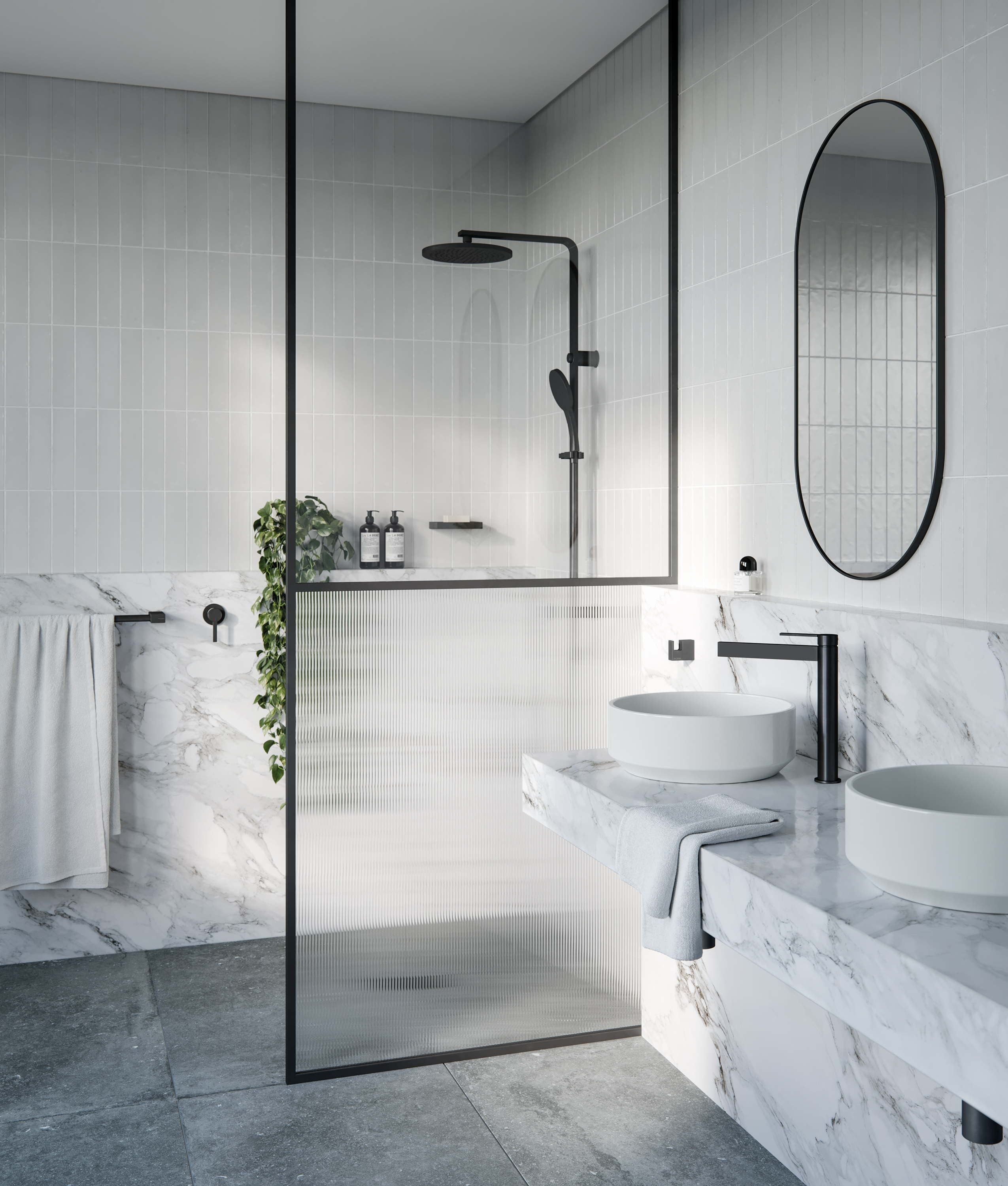 Family bathroom design and layout guide