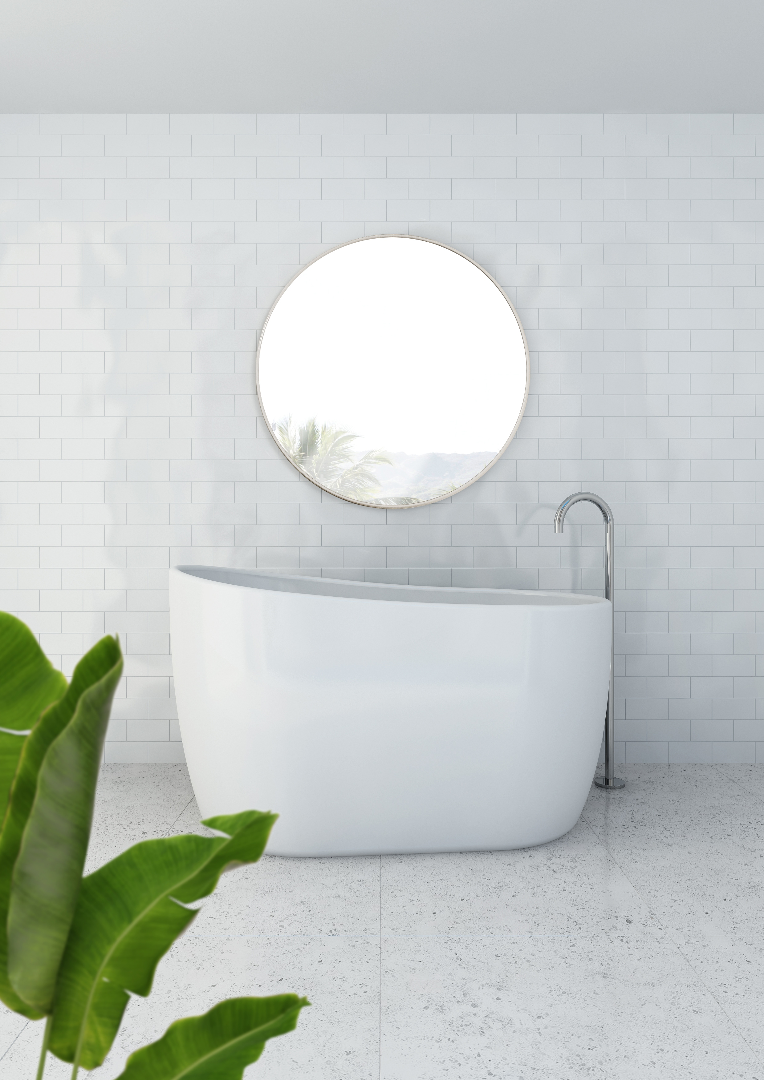 Freestanding baths are all the rage, and here's why