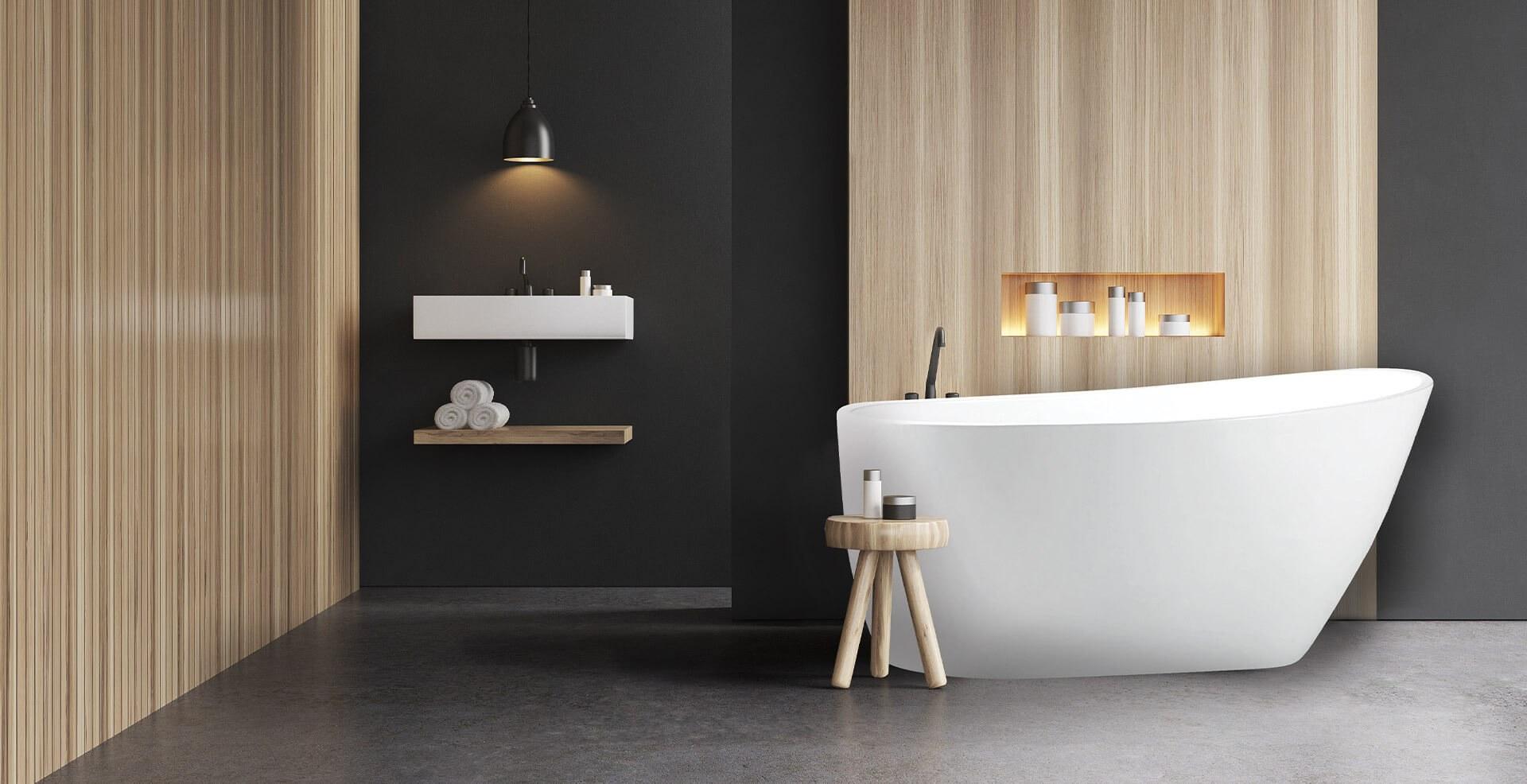 Piccolo Freestanding 1700mm Bath