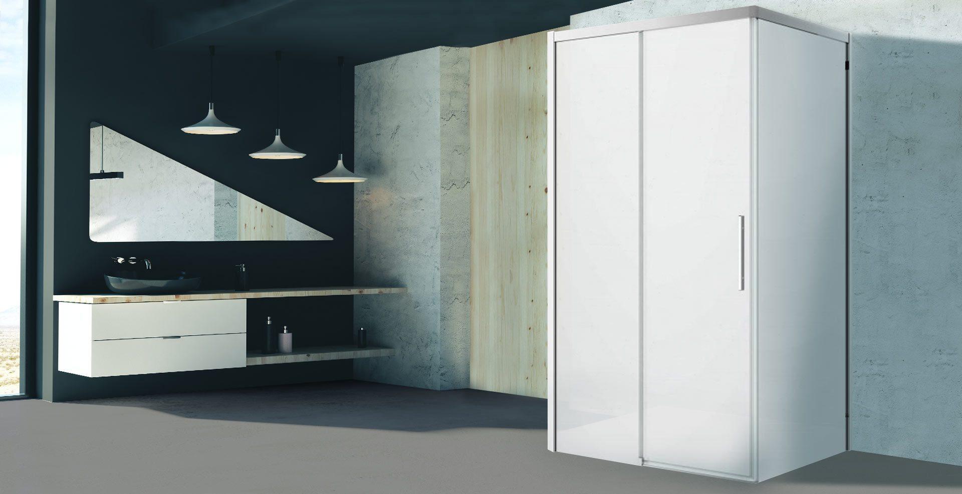 1200x900mm Sliding Shower Enclosure