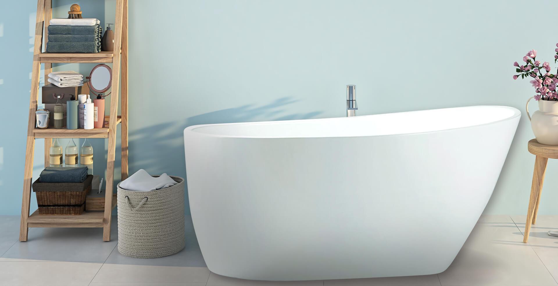 Picoolo Freestanding 1700mm Bath