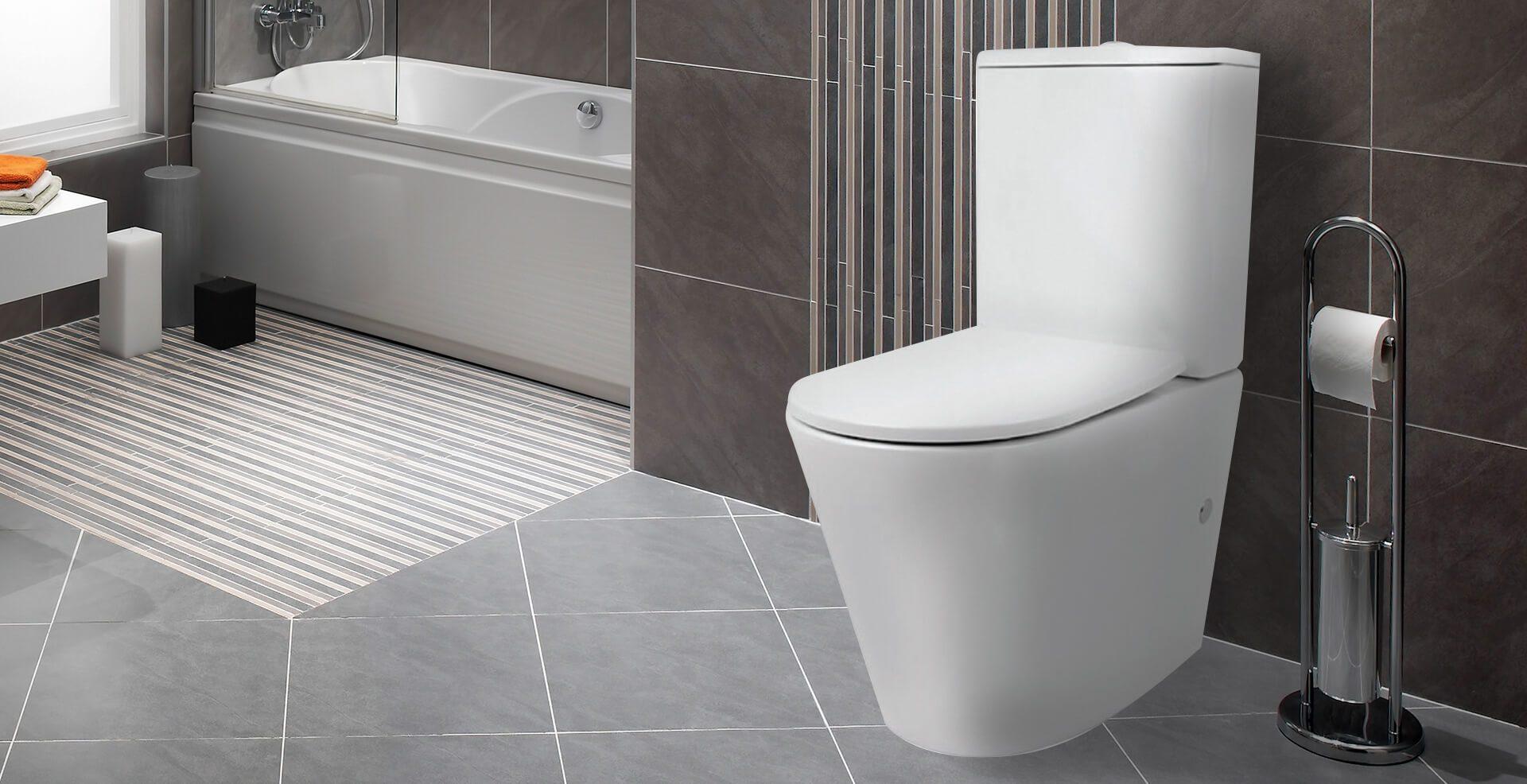 Rimless Toilet Suite