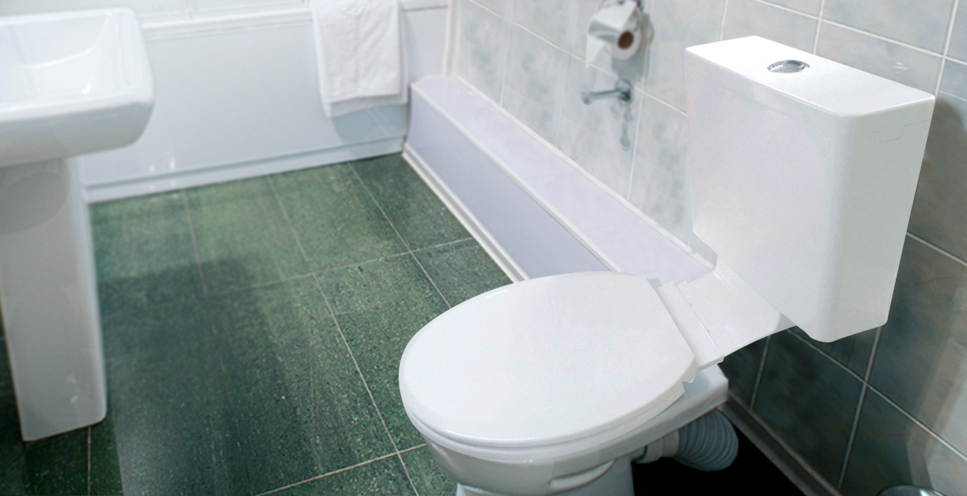 UNIVERSAL REPLACEMENT TOILET CISTERN