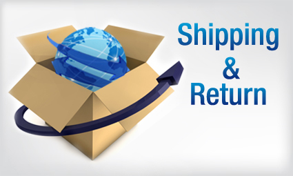 Shipping & Return