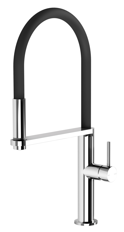 10473100 C Blix Flexible Hose Sink Mixer 1