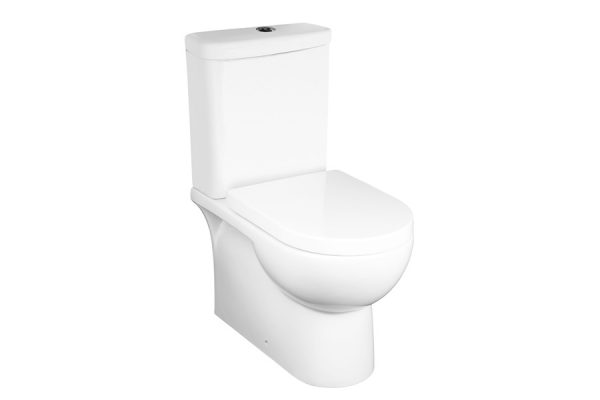 Decina Adatto Wall Faced Toilet Suite