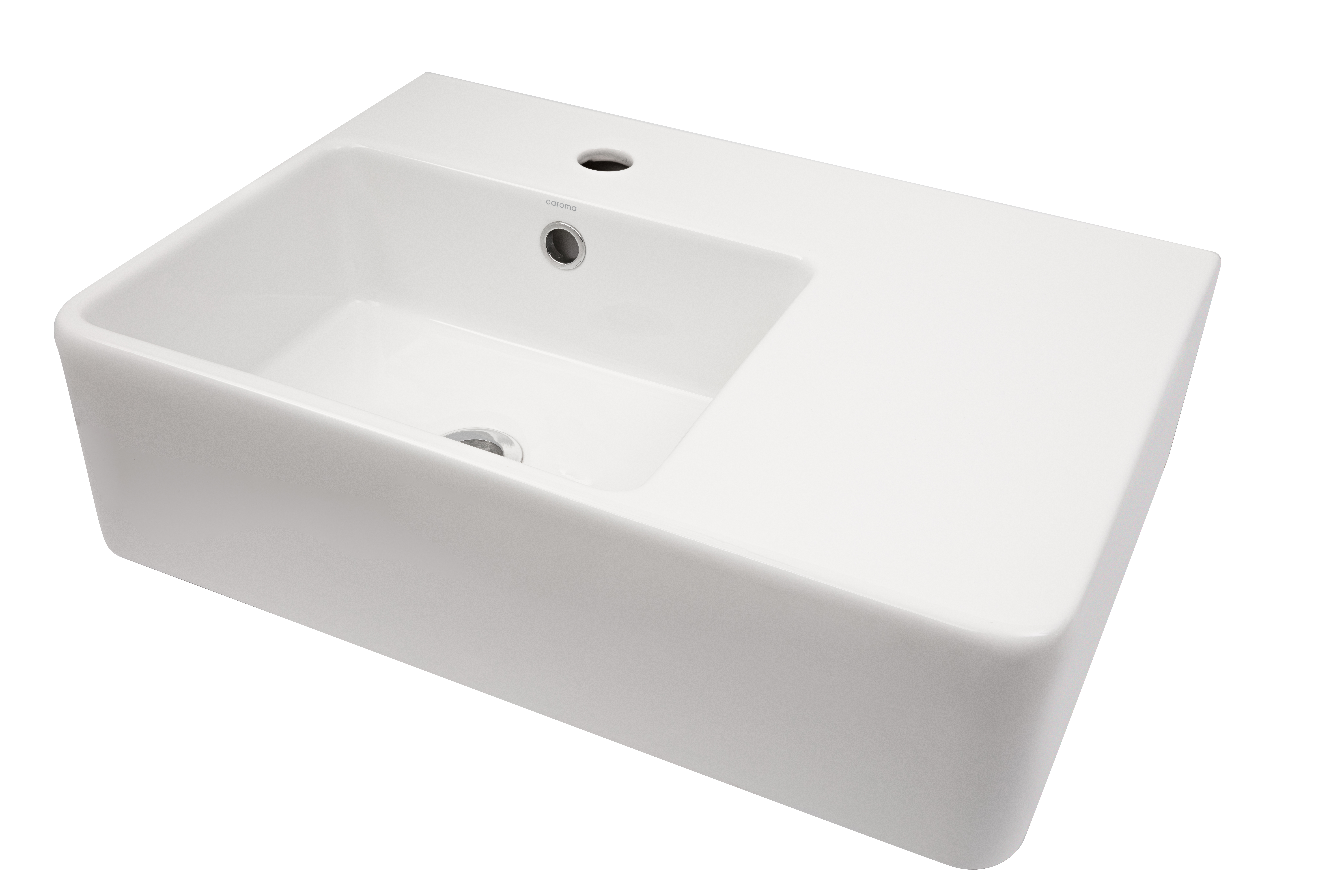 Cube Ext Wall Basin