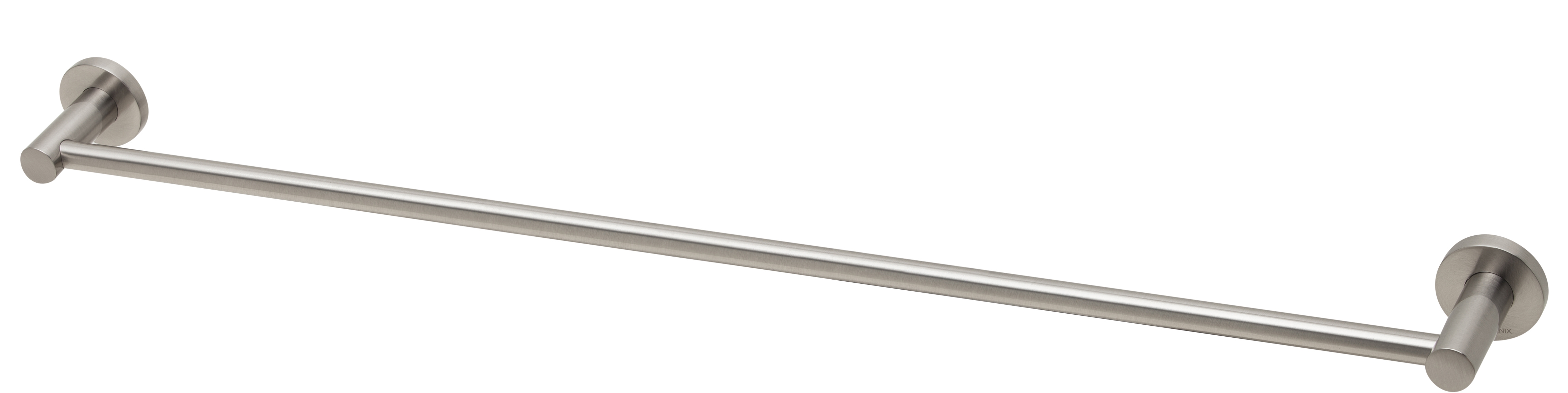Radii Single 800 Rail brushed nickel
