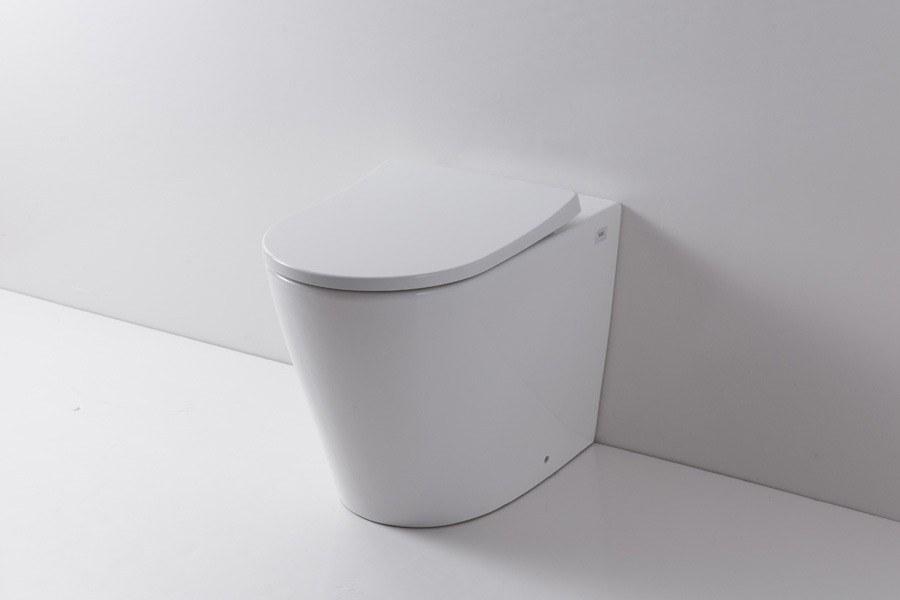 Decina Renee In-Wall Toilet Suite