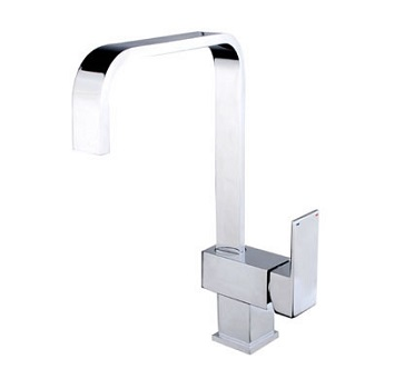 Square Hi Rise Sink Mixer