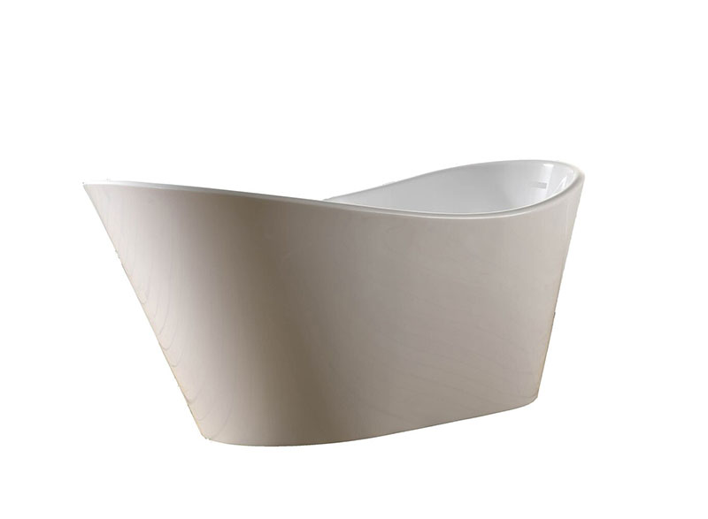 Pisa 1800 freestanding bath white 1